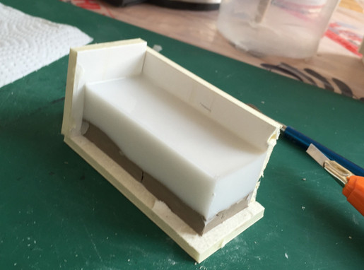 Art Toy: Demoulding the first halves