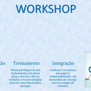 Workshop Novembro Azul INCA