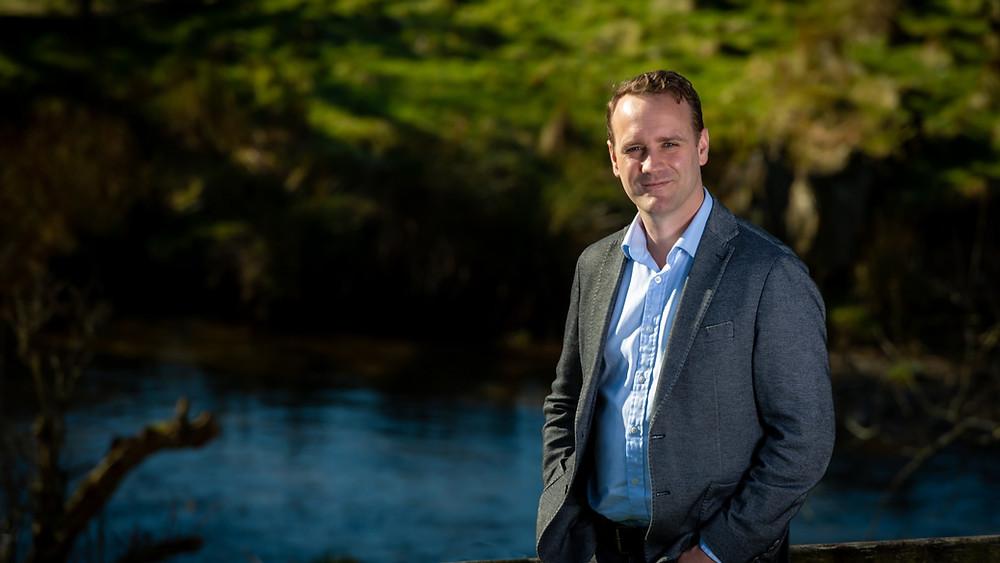 Matt Mellor, CEO of Createc