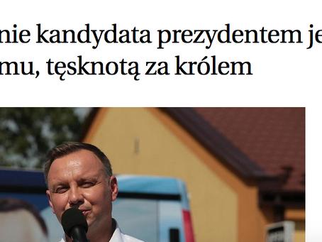 Poland, Politics, Medievalism