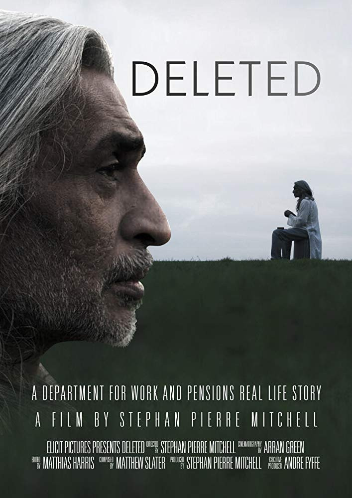 Deleted documentary poster