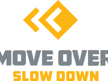 Move Over. Slow Down.
