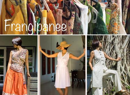 OpenHouse Frangipanee - Modedesign ganz nah!