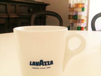 SHOOTING LAVAZZA