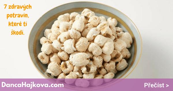 7 zdravých potravin, které ti škodí