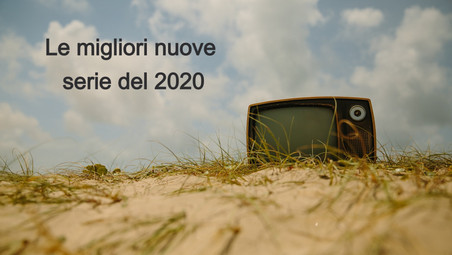 Pilot 2020 - La classifica delle serie tv uscite nel 2020