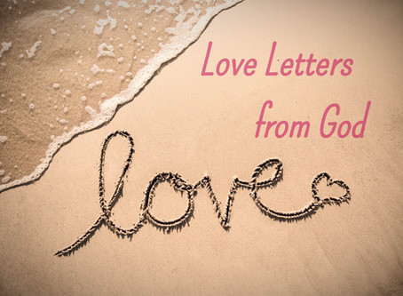 Love Letters from God: Happy Valentine's Day