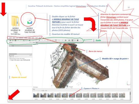 Drones BTP / Notice d'utilisation Agisoft Metashape