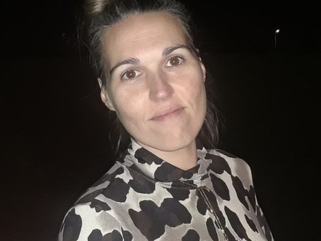 Julie Hénault, enseignante du groupe 301
