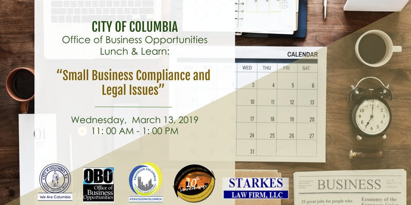 Small Business Compliance and Legal Issues