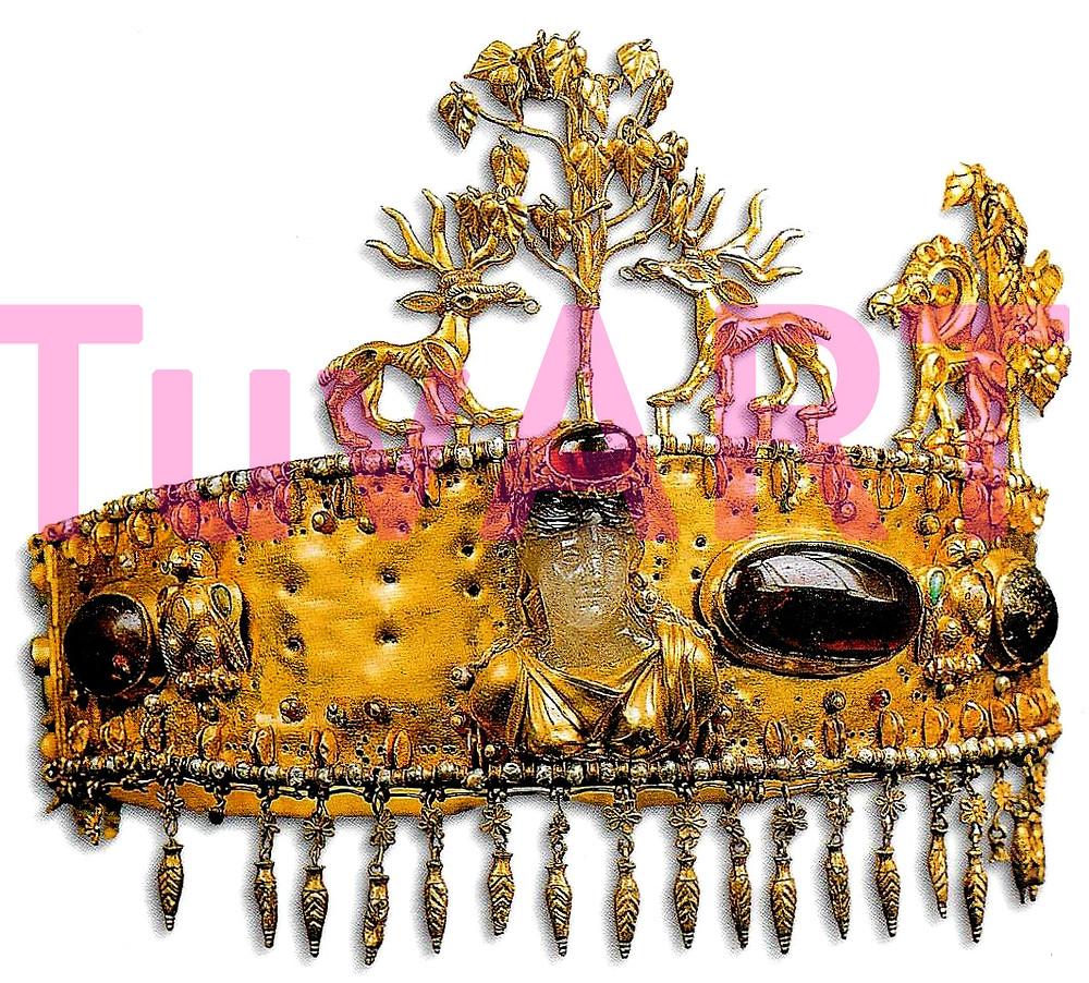 TuvART İskit ve Sarmat Altın Sanatı
