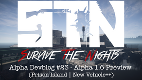 1.6 Preview (Prison Island | New Vehicle++)