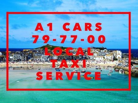St Ives Taxi - A1 Cars