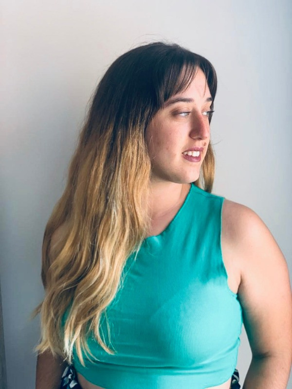 Diseñadora Rosa Hernando para Not That Brand