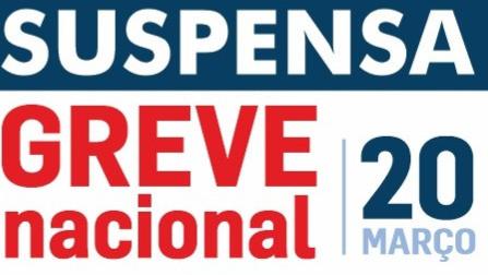 Greve Nacional Suspensa
