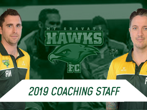 Hawks Enters New Era with Appointment of New Football Department