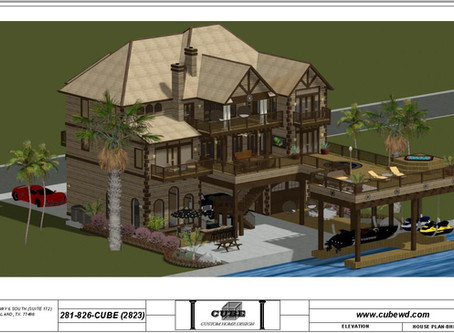 # Bay Home-House plan BHM-02