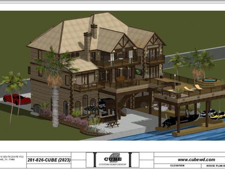 # Bay Home-House plan BHM-02