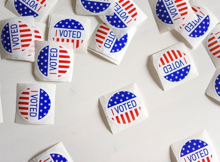 """Challenge for your House of Worship -- Take the """"Righteous Voter Pledge"""""""