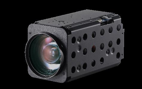 36x global shutter block camera