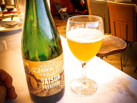 Blog #82. Burning Sky - Saison Provision.