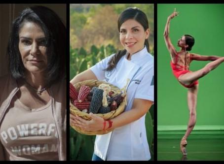 15 mujeres que están entre las más poderosas e inspiradoras de México (según Forbes)