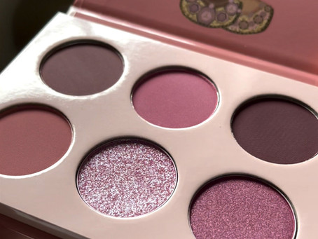 Juvia's Place - The Mauves Eyeshadow Palette Swatches