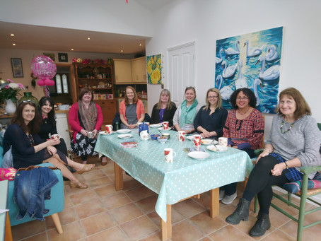 Swindon Open Studios' Coffee Morning