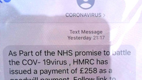 Watch out for Covid-related scams