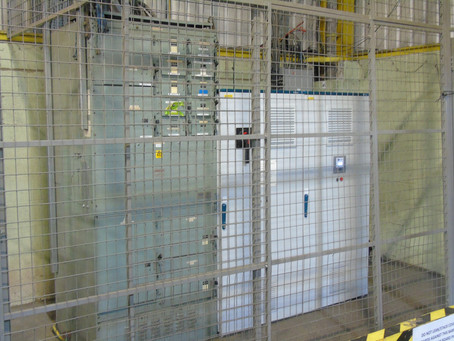 PQIS Power Factor Correction Installation