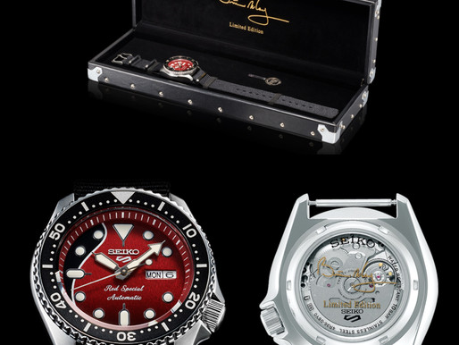 Brian's Red Special Limited Edition Watch