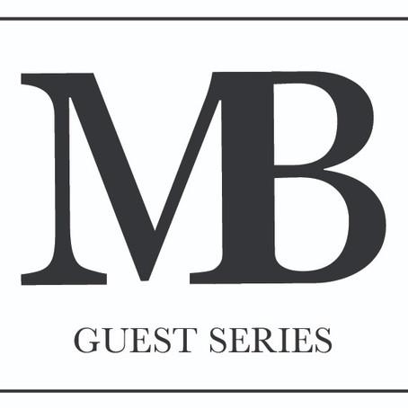 Launch of the Maison Blaise Guest Series