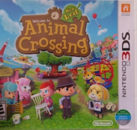 Nintendo DS Animal Crossing