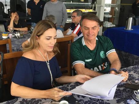 Presidente Bolsonaro aprova projeto de Rosana Valle para Terminal de Pesca