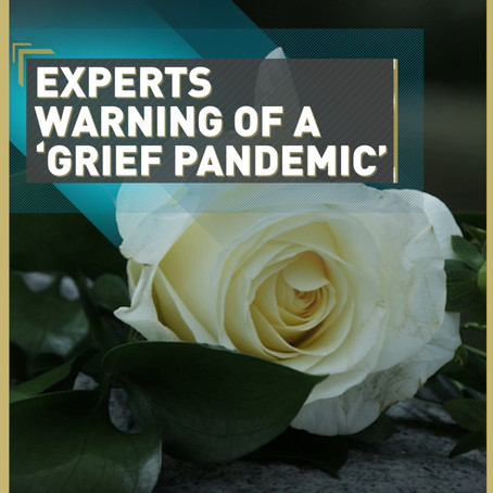 The Grief Pandemic
