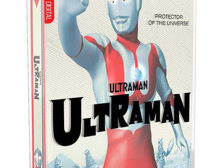 Mill Creek has Licensed the ENTIRE Ultraman Library!!!