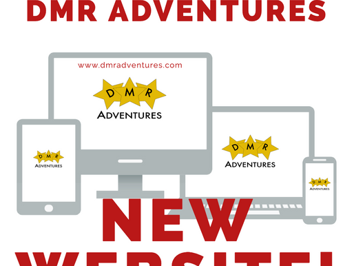 Welcome to DMR's New Website (and Blog)!