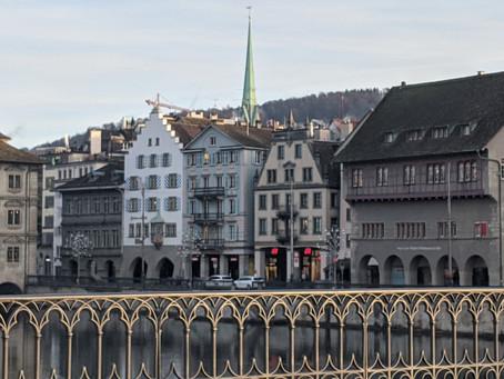 Zurich Onward