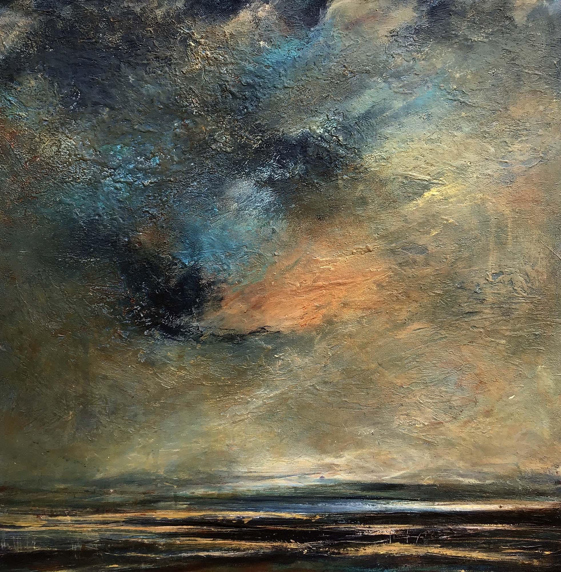 Painter Tania Chanter