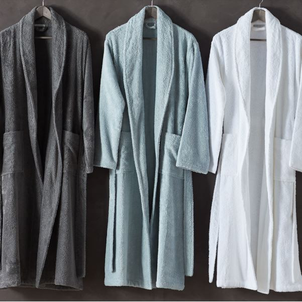 Father's Day gifts | Zero waste design | organic cotton | COYUCHI Robes | Design w Care