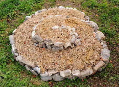 Kräuterspirale / Herbal spiral