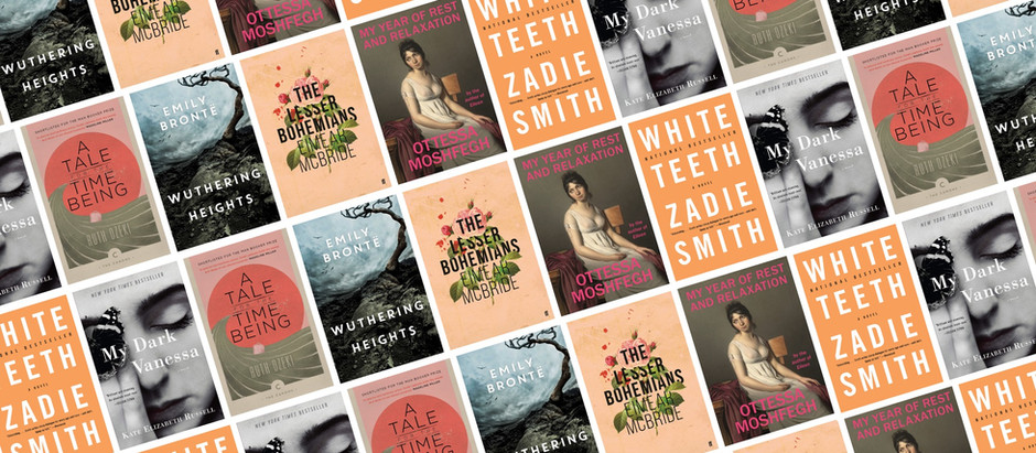 Nikki's Favorite Books of 2020 So far