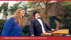 Sarah Wiener | Schön ist so ein Ringelspiel | 1. Slow Food-Gastrosophicum