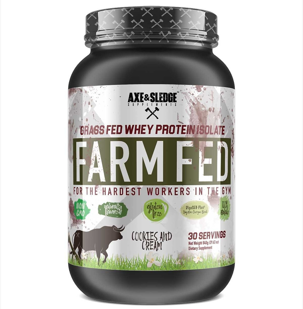 Farm Fed Cookies and Creme