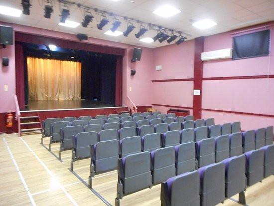 The Evron Theatre, Filey.