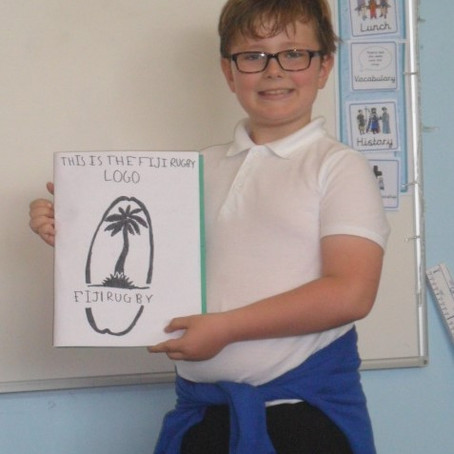 Rugby World Cup Excites Year 4!