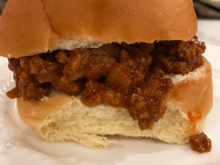Sloppy Joes, 3 Ways