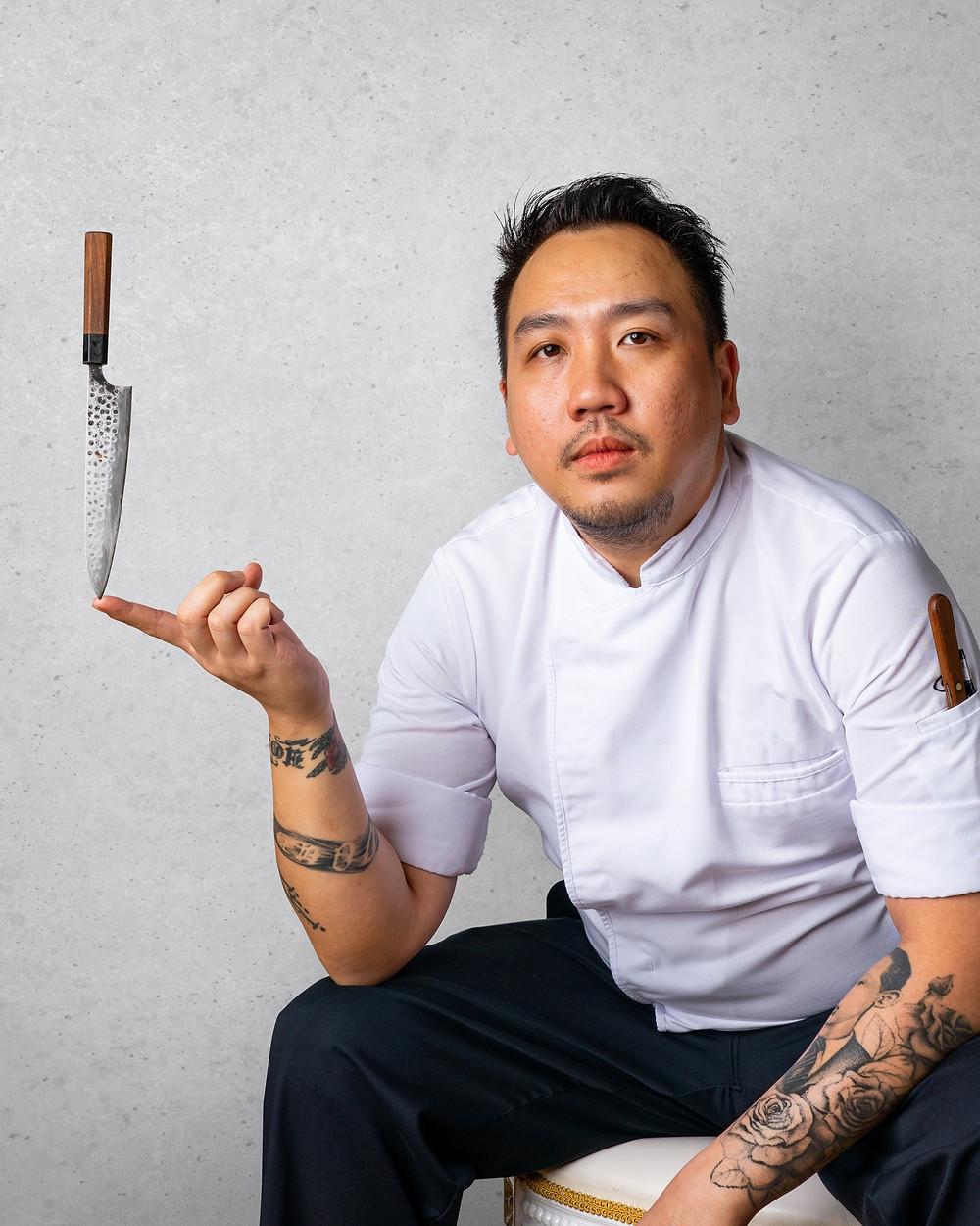 SO Sofitel Singapore, Executive Chef, Hong Dingzhao, Singapore, affluent society