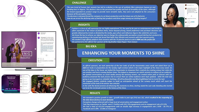 ENHANCING YOUR MOMENTS TO SHINE