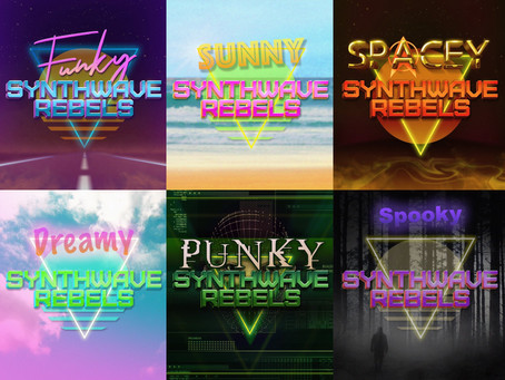 Check out Sonic Gap's #synthwave playlists!